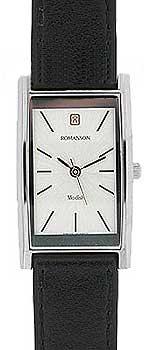 Наручные  женские часы Romanson DL2158CLW(WH). Коллекция Modish