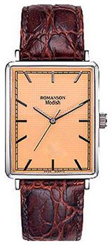 Наручные  женские часы Romanson DL5163SLW(GD). Коллекция Modish
