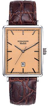 Наручные  женские часы Romanson DL5163SLW(RG). Коллекция Modish