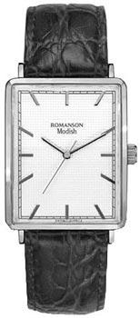 Наручные  женские часы Romanson DL5163SLW(WH). Коллекция Modish