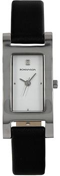 Наручные  женские часы Romanson DL9198SLW(WH). Коллекция Modish
