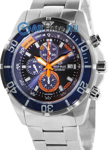 Мужские наручные часы в коллекции Depthmeter Pro Deep Blue