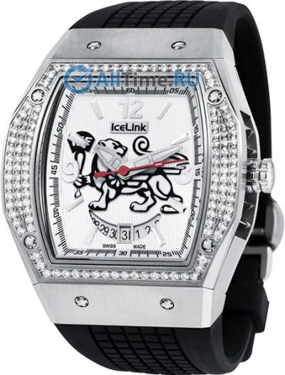 Мужские наручные швейцарские часы в коллекции Man's Ice Link