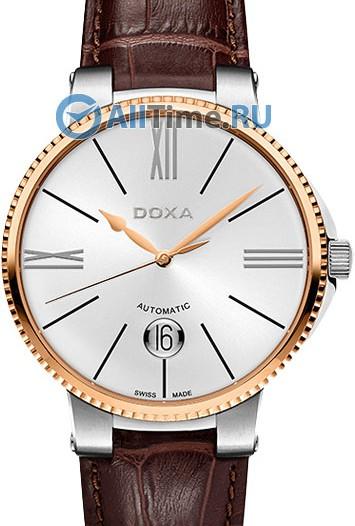 Мужские наручные швейцарские часы в коллекции Classic Doxa