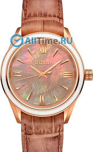 Женские наручные швейцарские часы в коллекции Classic Doxa