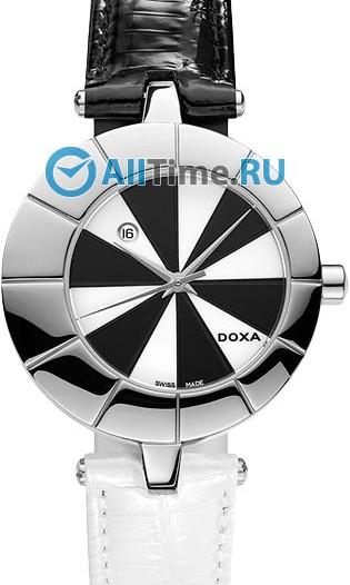 Женские наручные швейцарские часы в коллекции Grafic Doxa