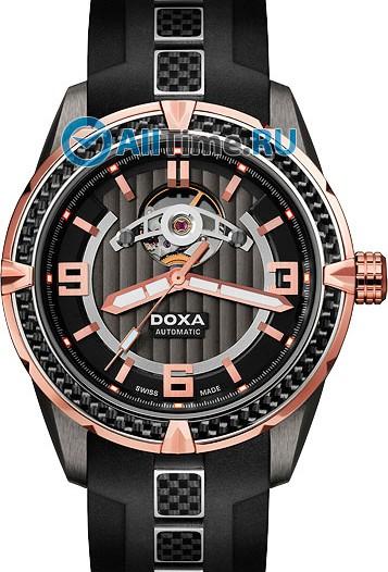 Мужские наручные швейцарские часы в коллекции Top collection Doxa