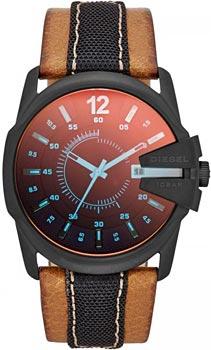 fashion наручные  мужские часы Diesel DZ1600. Коллекция Master Chief