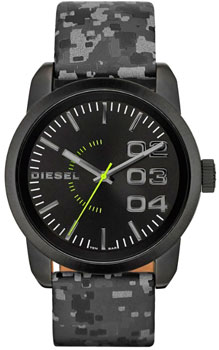 fashion наручные  мужские часы Diesel DZ1664. Коллекция Double Down
