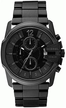 fashion наручные  мужские часы Diesel DZ4180. Коллекция Master Chief