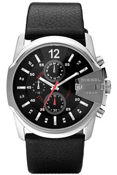 fashion наручные  мужские часы Diesel DZ4182. Коллекция Master Chief