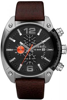 fashion наручные  мужские часы Diesel DZ4204. Коллекция Overflow