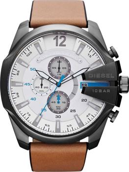 fashion наручные  мужские часы Diesel DZ4280. Коллекция Mega Chief