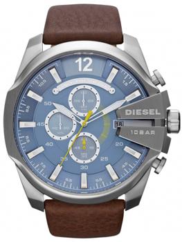 fashion наручные  мужские часы Diesel DZ4281. Коллекция Master Chief