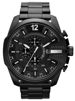 fashion наручные  мужские часы Diesel DZ4283. Коллекция Mega Chief