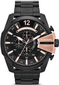 fashion наручные  мужские часы Diesel DZ4309. Коллекция Mega Chief