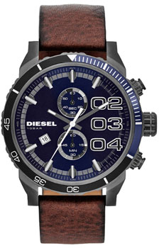 fashion наручные  мужские часы Diesel DZ4312. Коллекция Double Down