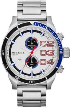fashion наручные  мужские часы Diesel DZ4313. Коллекция Double Down