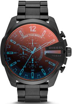 fashion наручные  мужские часы Diesel DZ4318. Коллекция Mega Chief