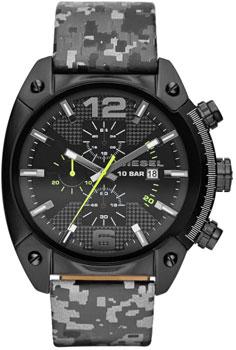 fashion наручные  мужские часы Diesel DZ4324. Коллекция Chronograph