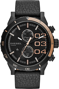 fashion наручные  мужские часы Diesel DZ4327. Коллекция Double Down