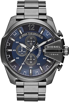 fashion наручные  мужские часы Diesel DZ4329. Коллекция Mega Chief