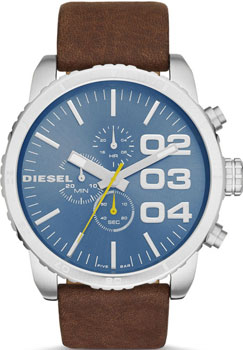 fashion наручные  мужские часы Diesel DZ4330. Коллекция Double Down