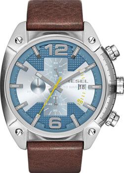 fashion наручные  мужские часы Diesel DZ4340. Коллекция Overflow