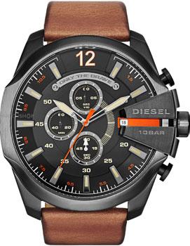 fashion наручные  мужские часы Diesel DZ4343. Коллекция Mega Chief