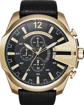 fashion наручные  мужские часы Diesel DZ4344. Коллекция Mega Chief