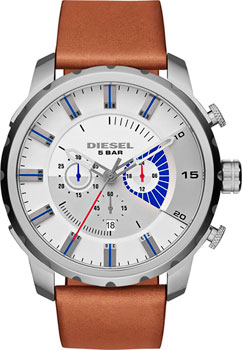 fashion наручные  мужские часы Diesel DZ4357. Коллекция Chrono