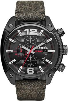 fashion наручные  мужские часы Diesel DZ4373. Коллекция Overflow