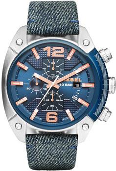 fashion наручные  мужские часы Diesel DZ4374. Коллекция Overflow