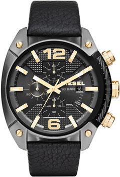 fashion наручные  мужские часы Diesel DZ4375. Коллекция Overflow