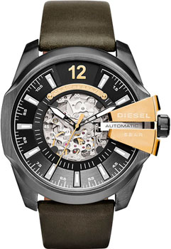 fashion наручные  мужские часы Diesel DZ4379. Коллекция Mega Chief
