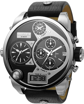 fashion наручные  мужские часы Diesel DZ7125. Коллекция Mr. Daddy