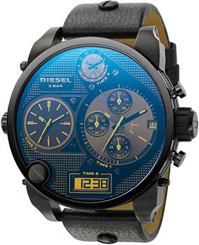fashion наручные  мужские часы Diesel DZ7127. Коллекция Mr. Daddy