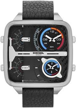 fashion наручные  мужские часы Diesel DZ7283. Коллекция Mr. Daddy Square