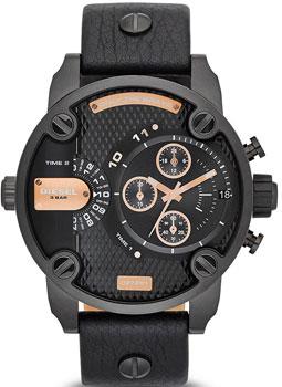 fashion наручные  мужские часы Diesel DZ7291. Коллекция Little Daddy