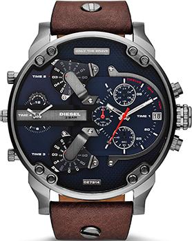 fashion наручные  мужские часы Diesel DZ7314. Коллекция Mr. Daddy