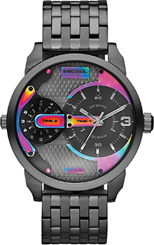 fashion наручные  мужские часы Diesel DZ7319. Коллекция Mini Daddy