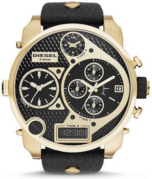 fashion наручные  мужские часы Diesel DZ7323. Коллекция Mr. Daddy
