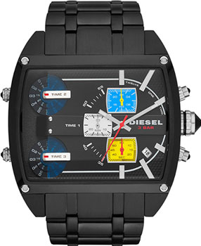 fashion наручные  мужские часы Diesel DZ7325. Коллекция Mothership