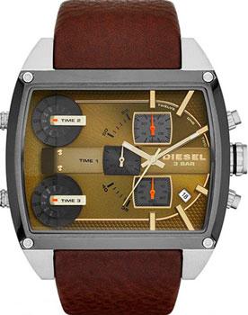 fashion наручные  мужские часы Diesel DZ7327. Коллекция Mothership