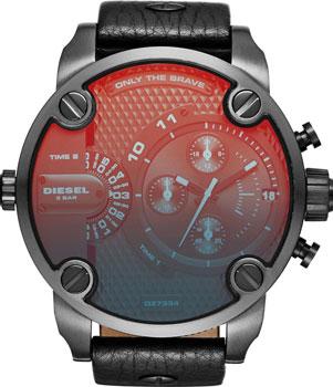 fashion наручные  мужские часы Diesel DZ7334. Коллекция Little Daddy