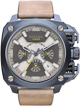 fashion наручные  мужские часы Diesel DZ7342. Коллекция BAMF