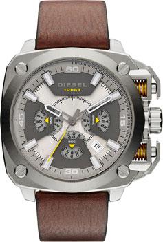 fashion наручные  мужские часы Diesel DZ7343. Коллекция BAMF