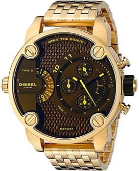 fashion наручные  мужские часы Diesel DZ7347. Коллекция Little Daddy