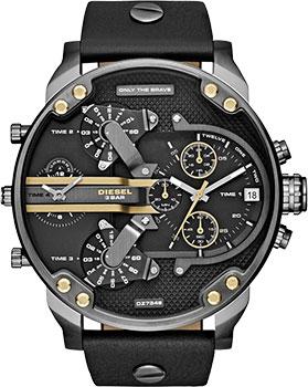 fashion наручные  мужские часы Diesel DZ7348. Коллекция Mr. Daddy