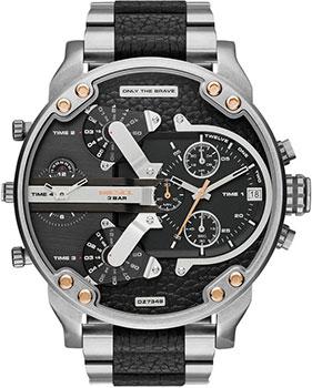 fashion наручные  мужские часы Diesel DZ7349. Коллекция Mr. Daddy